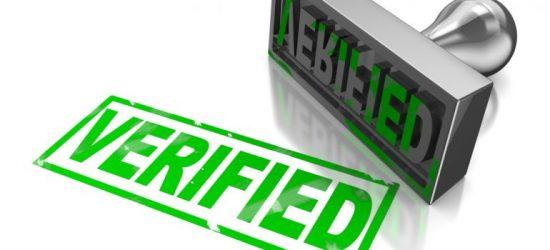 Верифікація в казино. Як підтвердити особисті дані?